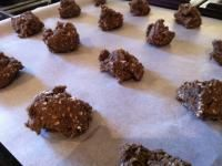 Black rice, seed and choc chip cookies - gluten and nut free | Official Thermomix Recipe Community