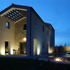 Casa MVdS . Marche . Italie