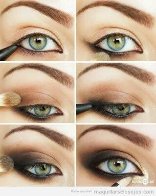 Tutorial - Green Eyes