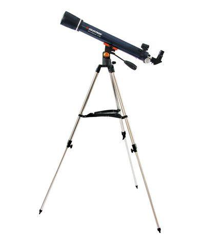 Telescopio Celestron Astromaster LT 60mm - Refractor AZ – Astronomía Paraguay