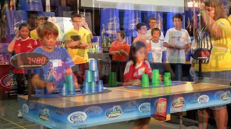 2013 AAU Junior Olympics - Sport Stacking