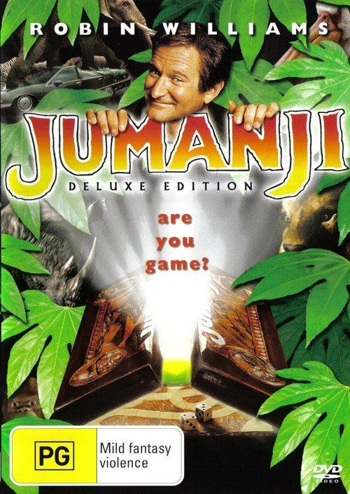Jumanji 【 FuII • Movie • Streaming