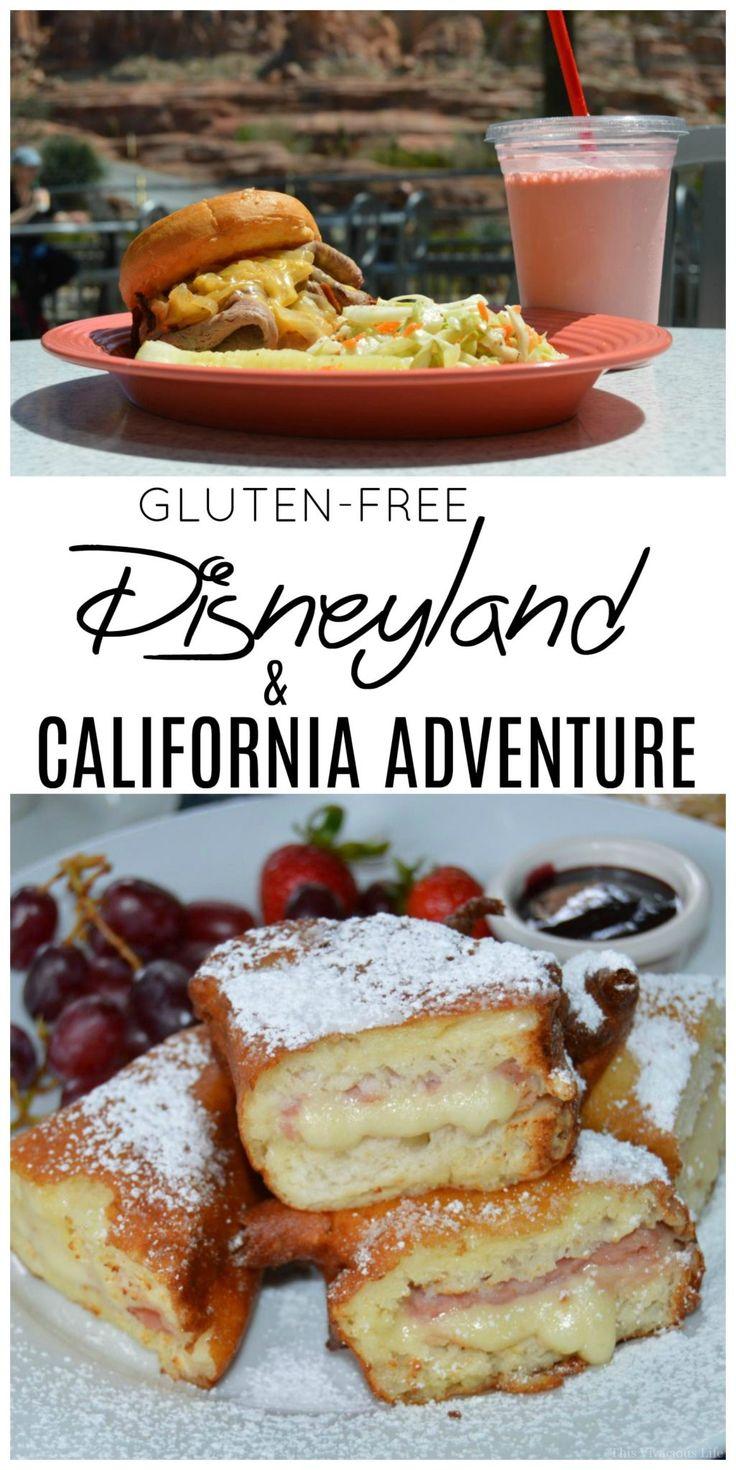Glutenfreie Disneyland Dole Peitsche