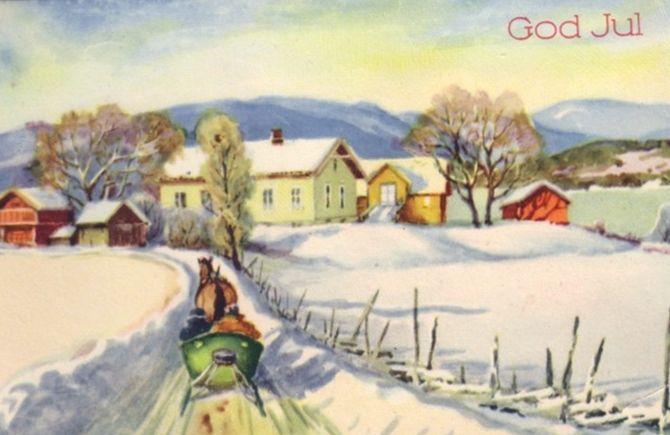 Cathrines Kreative Hjørne: Cathrines Julekalender 2014 - god gammeldags jul!