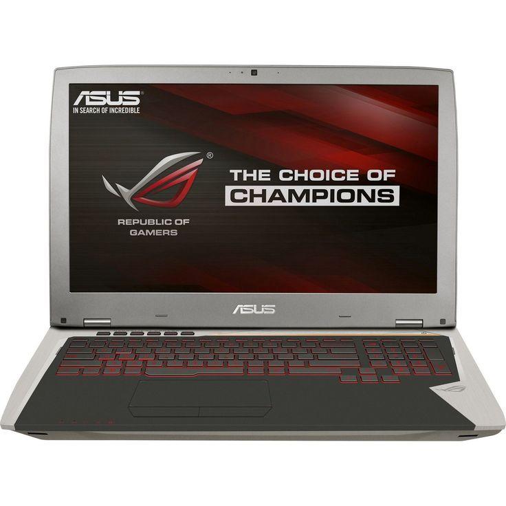 Laptop Asus Gaming, 17.3'', ROG GX700VO, FullHD IPS, Intel® Core™ i7-6820HK…