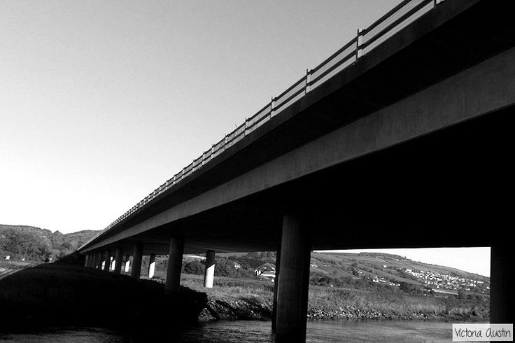 bridge over the Teign Estuary