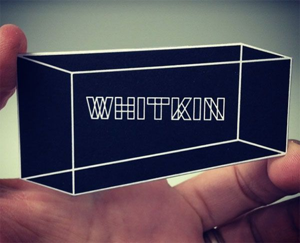 25 new amazing business cards - Best of April and May 2014