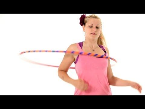 How to Hula Hoop around Your Shoulders | Hula Hooping