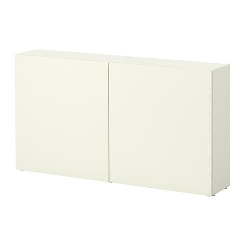 BESTÅ Wall cabinet with doors