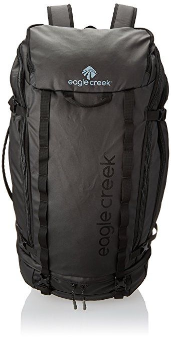 Eagle Creek Systems Go Duffel Pack 60L Black