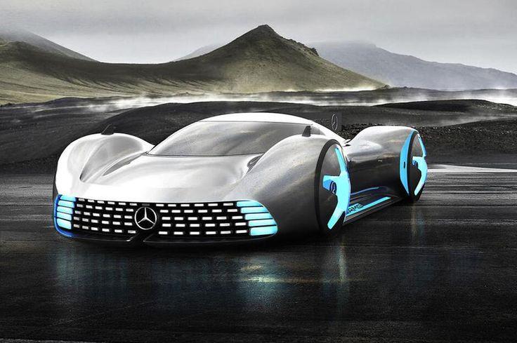 Hypercar der Zukunft