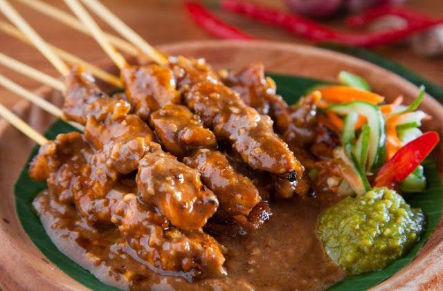 Resep Dan Cara Membuat Bumbu Sate Kacang Tanah Resep Masakan Masakan Indonesia Resep Masakan Indonesia