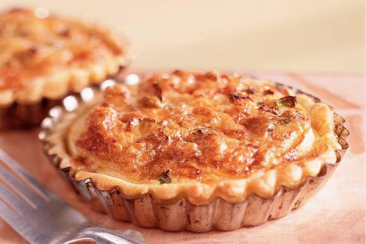 Allerhande: Frans roquefort-appeltaartje