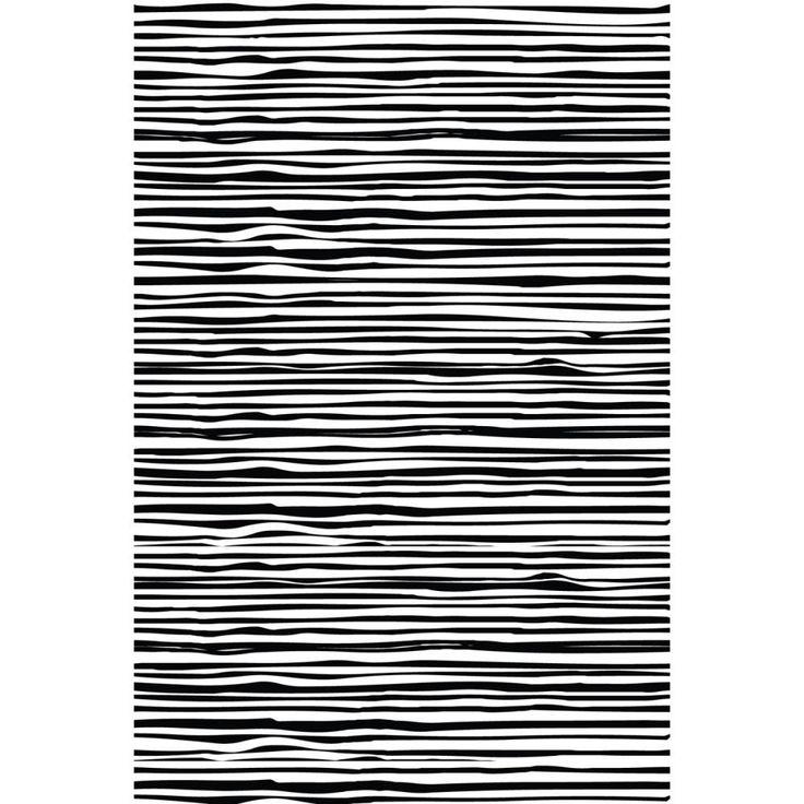 Prima Marketing - Cling Stamps - Wood Design Lines