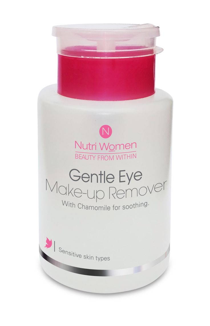 The most refreshing make up remover you can apply after a long day.
