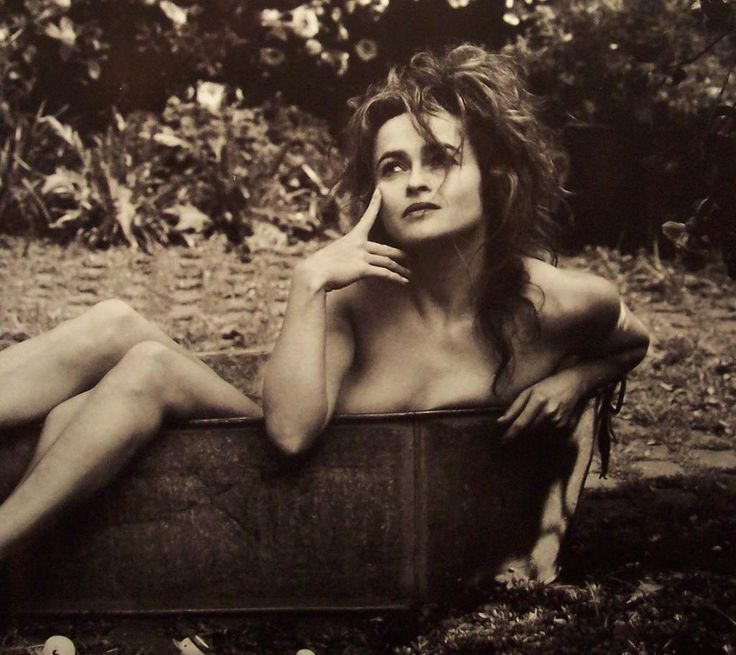 """With the number of people I ignore, I'm lucky I work at all in this town."" - Helena Bonham Carter"