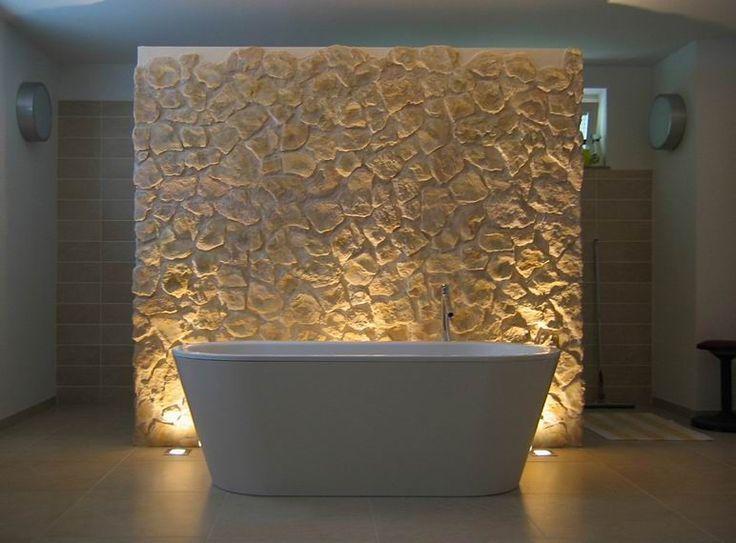 393 best badezimmerideen images on Pinterest Antiquities, Bathroom - sternenhimmel für badezimmer