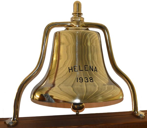18inch Bronze ships bell 1938 $3,900