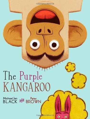 Lexile:  AD630L. The Purple Kangaroo by Michael Ian Black.    What begins as a simple request to imagine the most spectacular thing in history turns into the story of a roller-skating, bubble-blowing purple kangaroo searching for his dear friend Ernesto on the moon. Recommended by Winnie Milner.