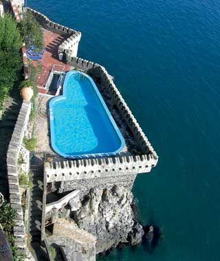 Villa Scarpariello-Italy.