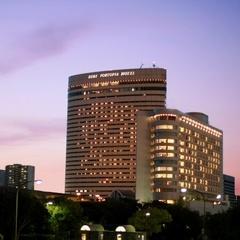 神戸ポートピアホテル【兵庫県】