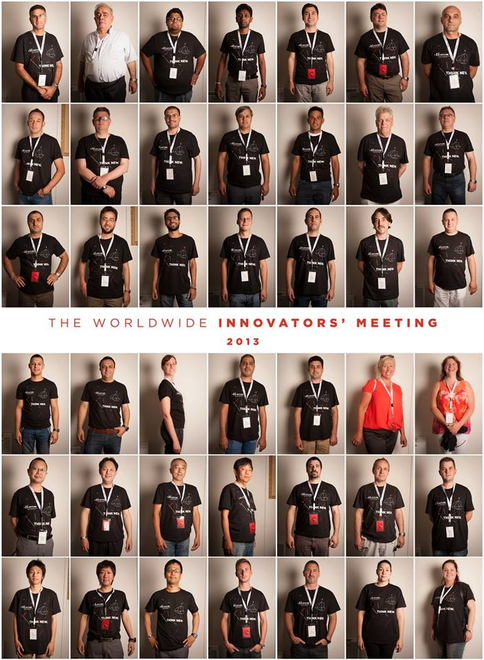 Welcome to the Worldwide Innovators' Meeting 2013!
