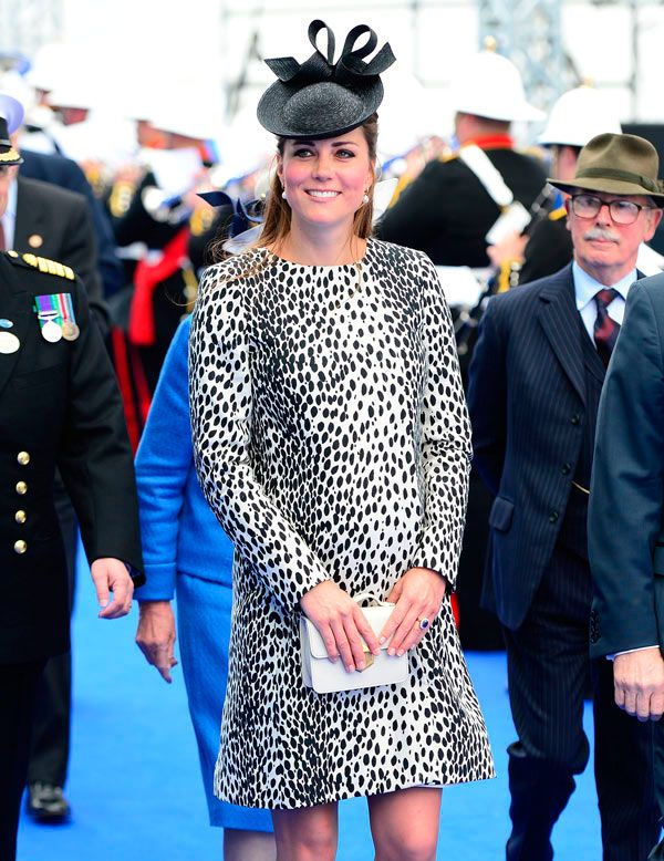 Kate Middleton's New Due Date Revealed By Her Mom —Report