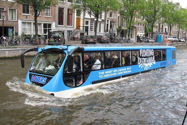 The most splashing way to discover Amsterdam bij Rederij Lovers https://www.fijnuit.nl/1141/rederij-lovers