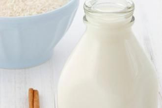 Готовим органическое рисовое молоко дома (видео)