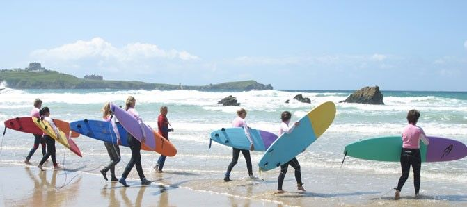 Hotel Deals Newquay, Hotel Deals Cornwall, Special Offers Newquay | The Pentire Hotel