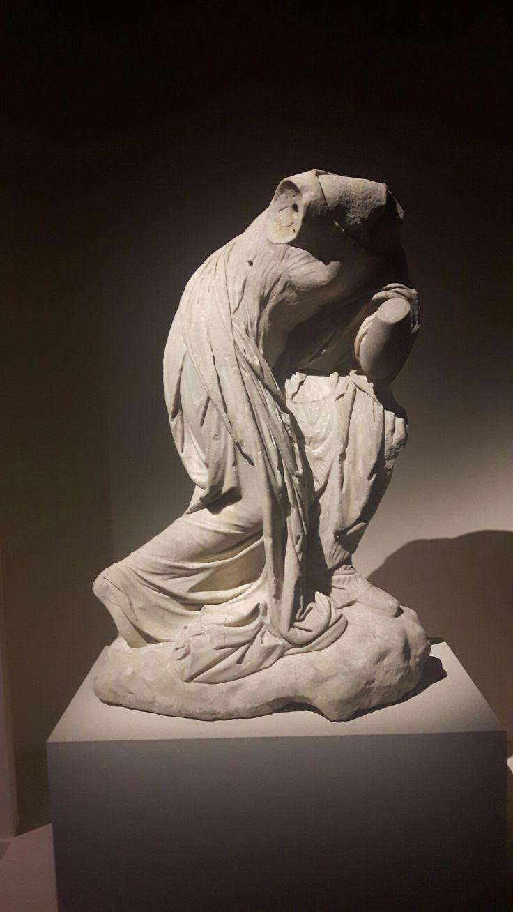 Niobide tipo psiche. I-II sec d.C. Museo Bardini