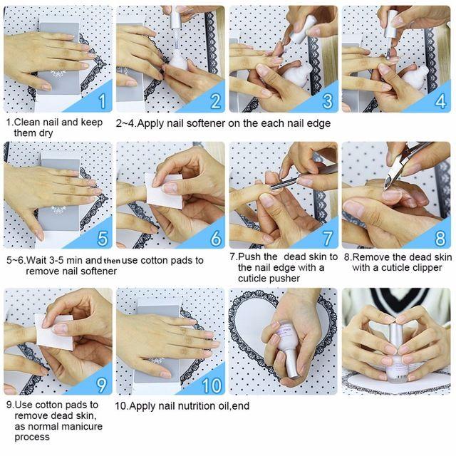 Dead Skin Soften Cuticle Remover Oil Nail Cuticle Cuticle