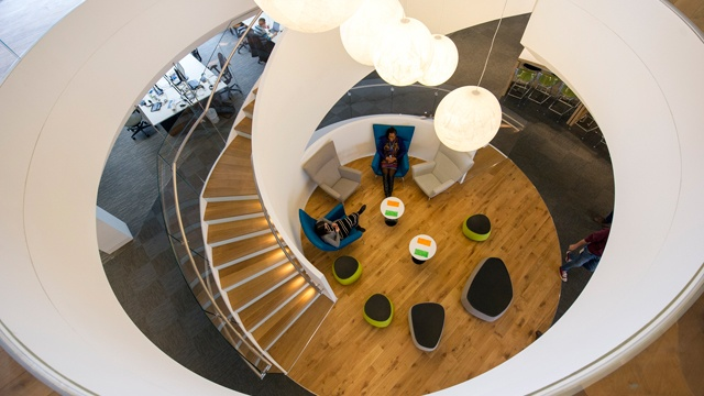 I Would Actually Live In Skype's Awesome New London Office | Gizmodo UK