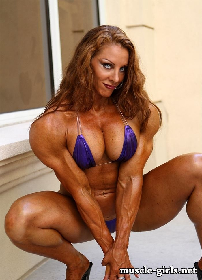 Pin by Dean Brown on lindsay | Pinterest | Muscle girls