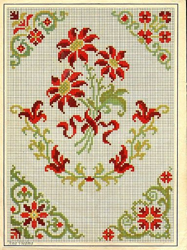 corners cross-stitch