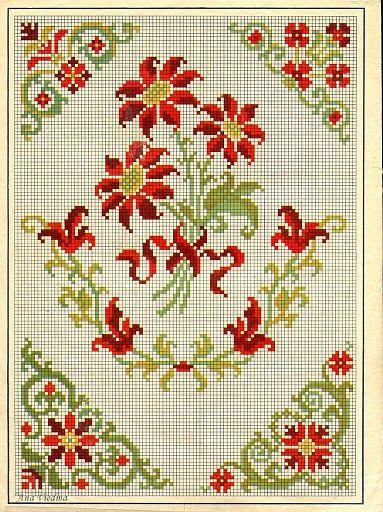 corners cross-stitch