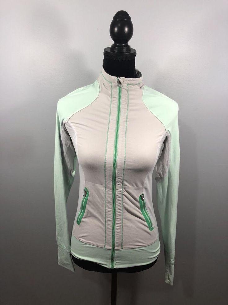 Lululemon Run Beach Runner Jacket Size 4  | eBay