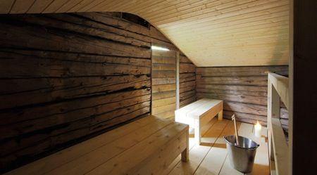 Lassila Hirilammi Architects Sauna Tonttu