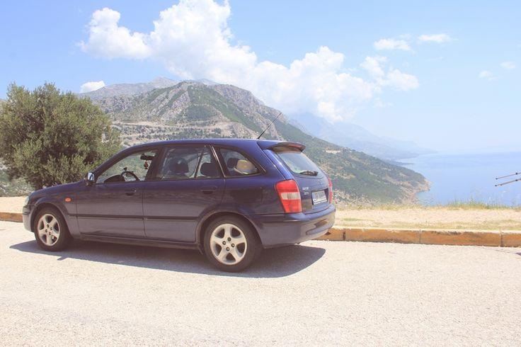 Riviera Makarska || http://CroLove.pl || #chorwacja #croatia #hrvatska #makarska #road