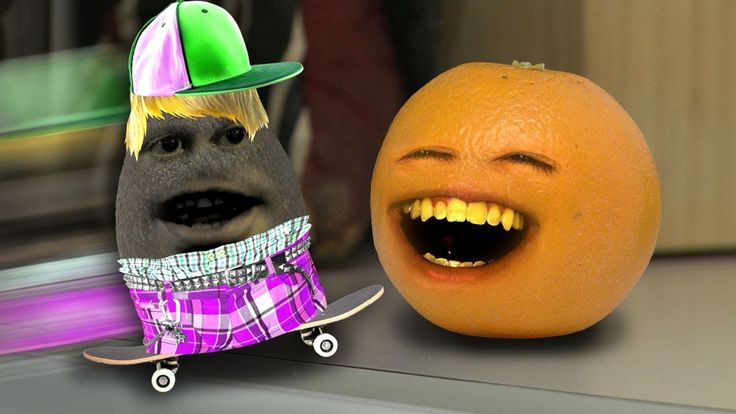Annoying Orange - Avocadbro