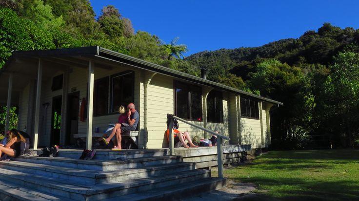 Awaroa Hut, Abel Tasman National Park