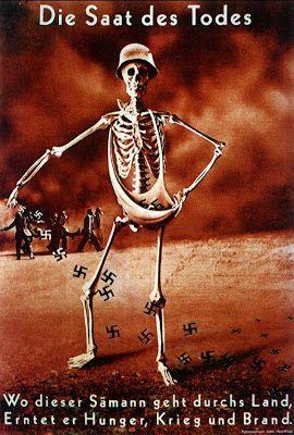 John Heartfield: Las semillas de la muerte