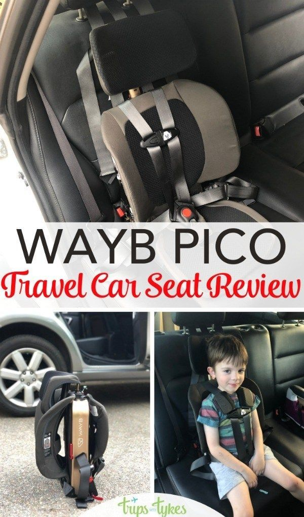 WAYB Pico Review: Why This Car Seat is