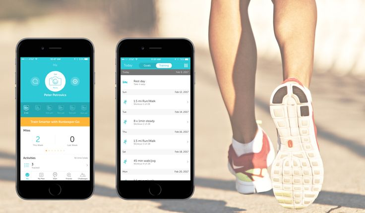 Runkeeper: A Usability Case Study – Prototyping: From UX to Front End