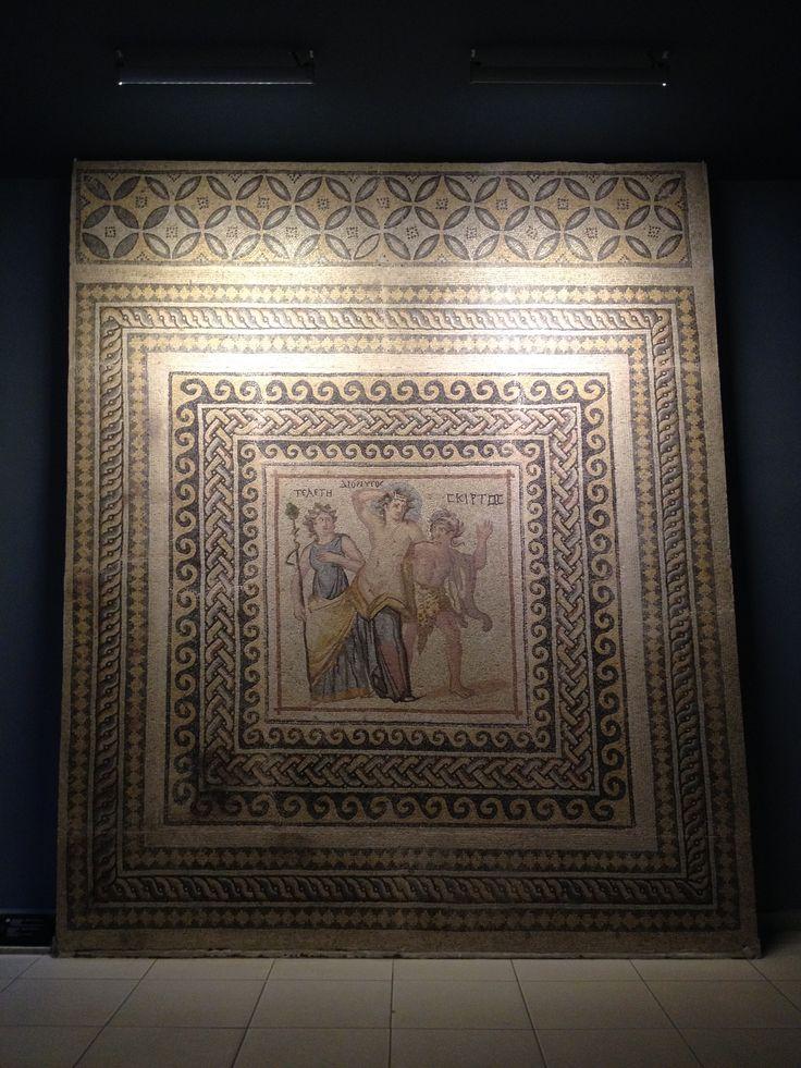 ZEUGMA MUSEUM GAZİANTEP TURKEY