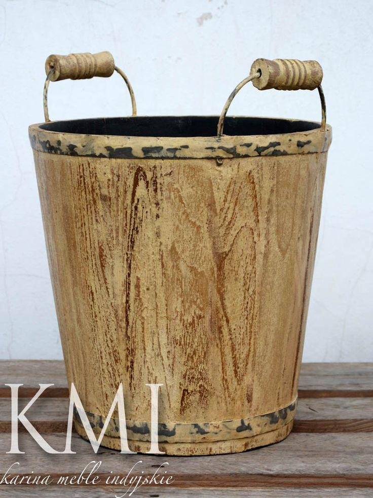 indyjska osłonka drewniana MA363C