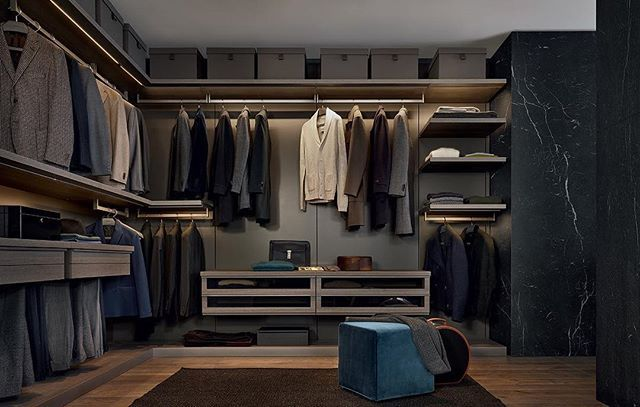 The Ubik closet system:  A walk-in closet where functionality and personal style coincide. Come stop by our showroom at 7726 Girard Avenue, La Jolla CA 92037 for a free complimentary design service. #lajollalocals #sandiegoconnection #sdlocals - posted by Poliform  https://www.instagram.com/poliform.lajolla. See more post on La Jolla at http://LaJollaLocals.com