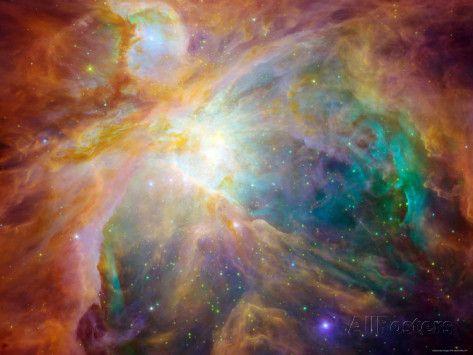 SPAEX 27 nebulosa de Orión