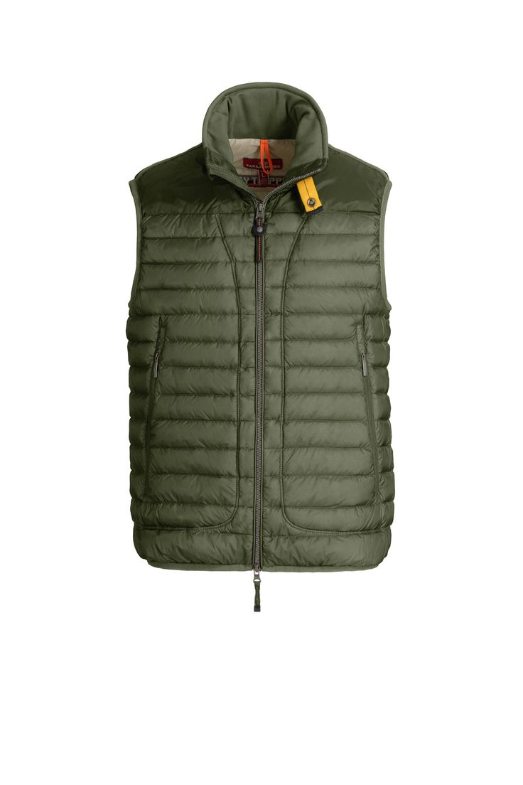 Parajumpers – Sully bodywarmer – Military 759 | ROBBERT kennis van mode | ROBBERT kennis van mode