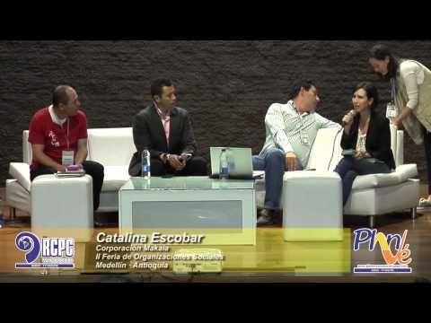 Robinson Devia González y Carolina Escobar en entrevista